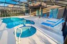 5 Star Villa on Solterra Resort with First Class Amenities, Orlando Villa 1727