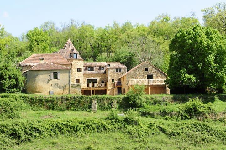 Périgord noir - La maison du Boulanger - Campagnac-lès-Quercy - Dom