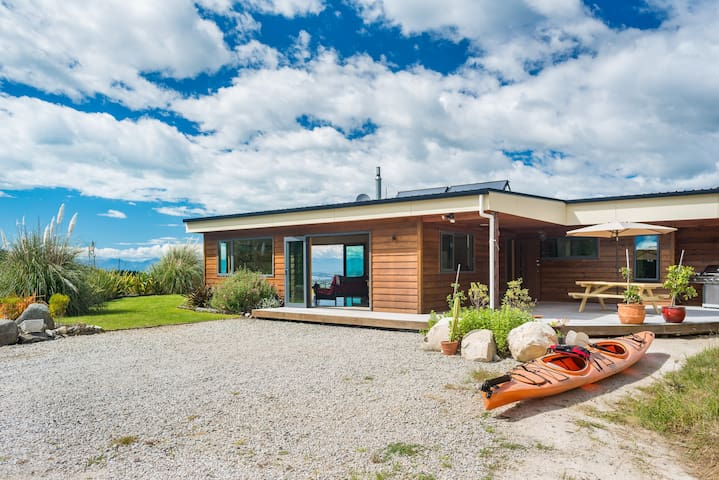 Beach House on the Hill - Takaka Hill - House