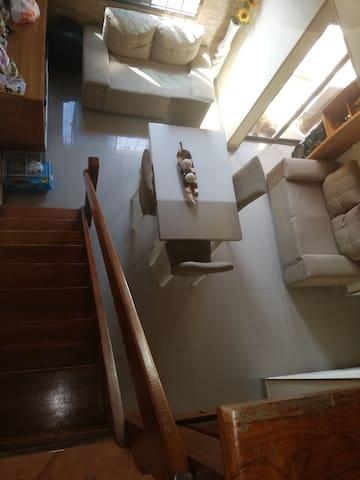 Habitación en apartamento acogedor