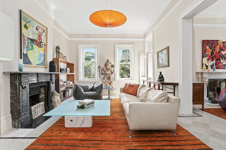 Majestic Villa in Sydney's Eastern Suburbs
