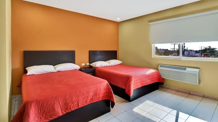 Hotel María José Familiar, céntrico, hasta 4 adult