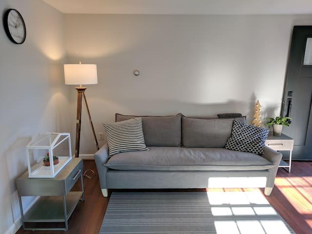 Clean & Simple 1st Floor Apt - Close to DT
