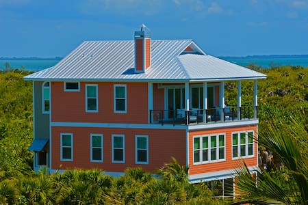 ISLAND PARADISE - North Captiva - Hus