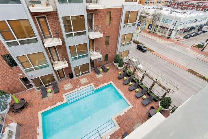 Uptown For Business Travelers 9 - Dallas - Appartement