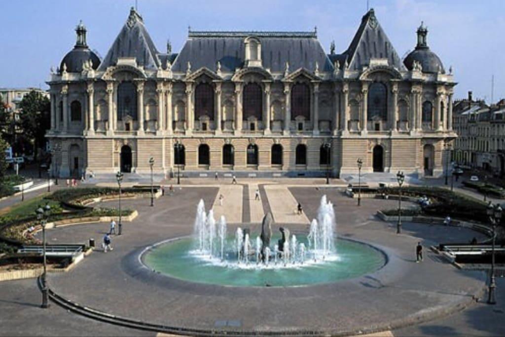 République Beaux Arts