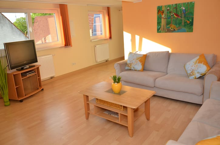 Casa de vacaciones en Worms-Abenheim - Worms - Apartment