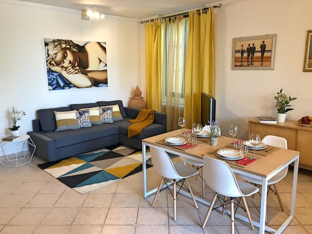 Country gem few steps away from Desenzano