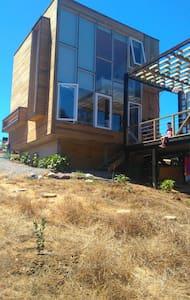 Casa en Punta de Lobos, vista al mar - Pichilemu - Ház