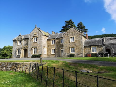 Suite in Country House with 5 acres