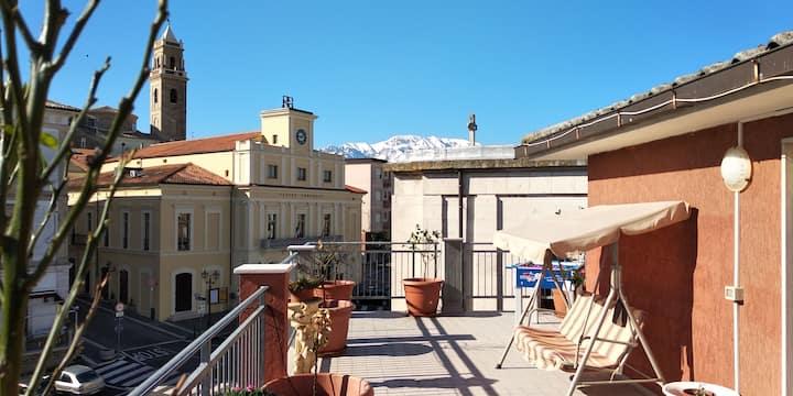 """Loft """"Terrazza Mare & Monti"""" - Orsogna - Italia"""