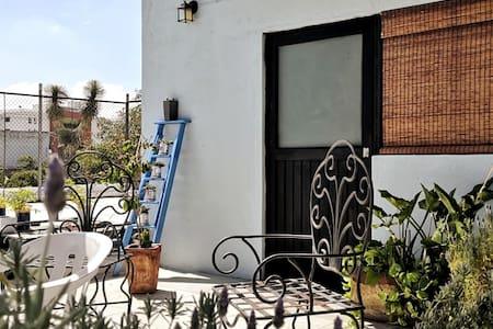 SLP Mini Loft & Roof. Acceso Independiente.