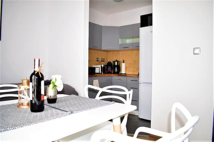 Apartament Fibra Cortado