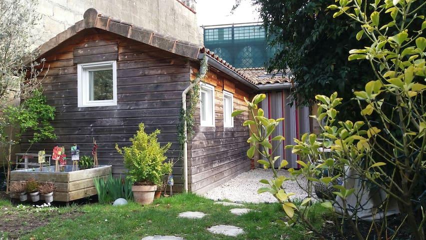 La petite maison de Bordeaux