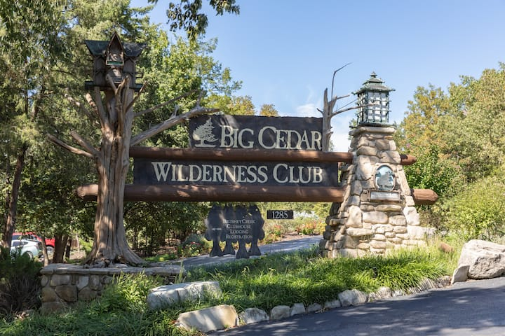 Wilderness Club at Big Cedar,  2 Bedroom Cabin