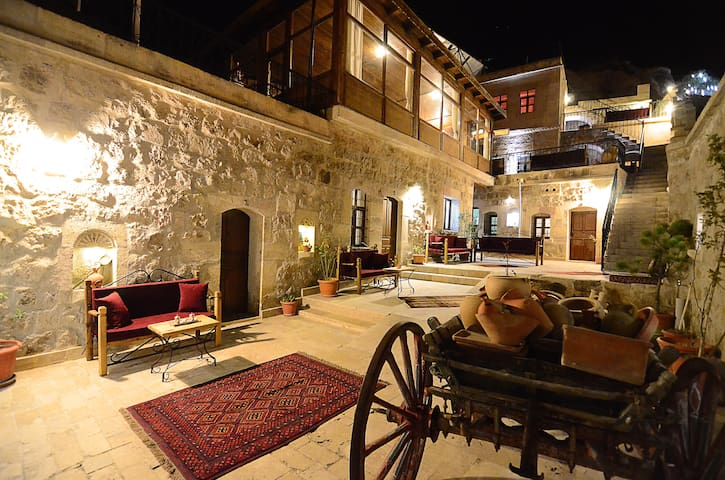 Gedik Cave Hotel Single Room+Breakfast