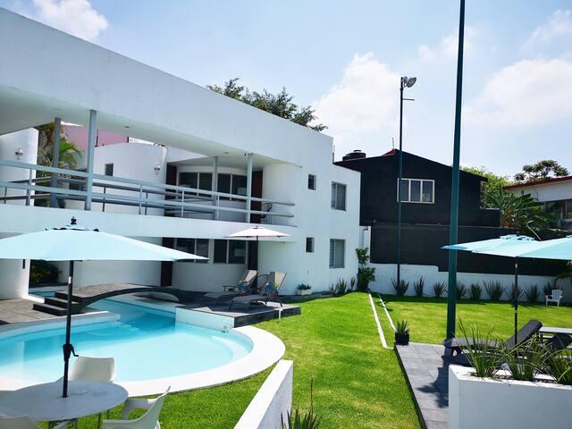 Suites de diseño contemporáneo en Cuernavaca (4)