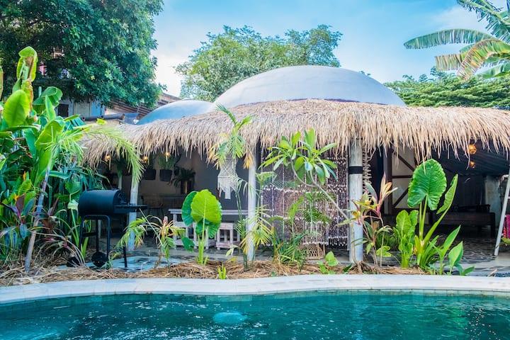 Pachamama Organic Pool Villa