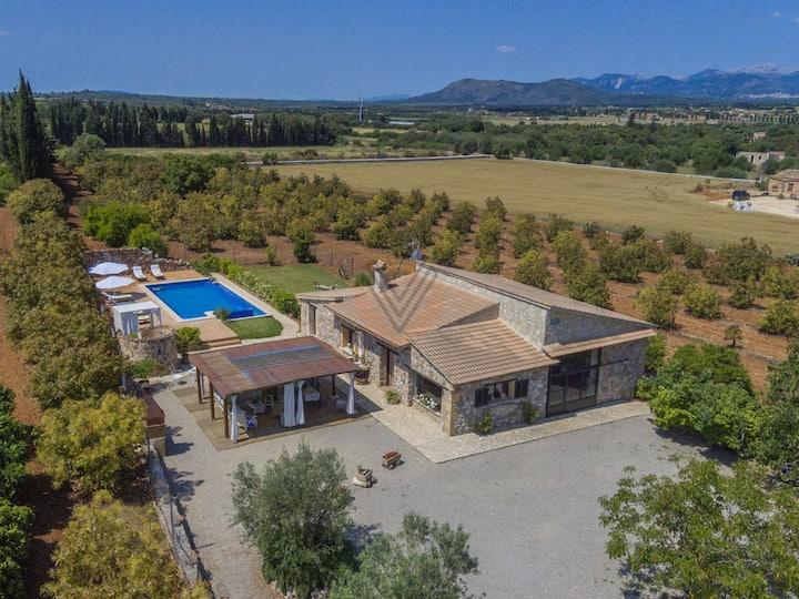 Es Moya de Pins, Casa Rural in Muro, Mallorca