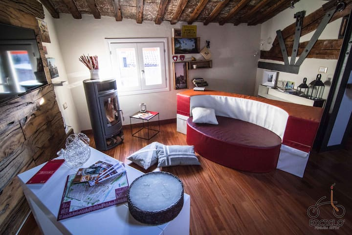 Ferrara Loft 2/4 person in the city center - Ferrara - Loft