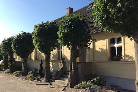Lindenhof Mechow - Kyritz - Apartment