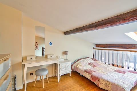 AVAILABLE AND SECURE -Apartment Cosy - 2 personnes