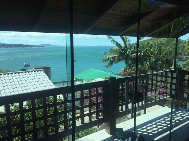 Cobertura com Vista 360• Mar   (5) - Bombinhas - Apartment