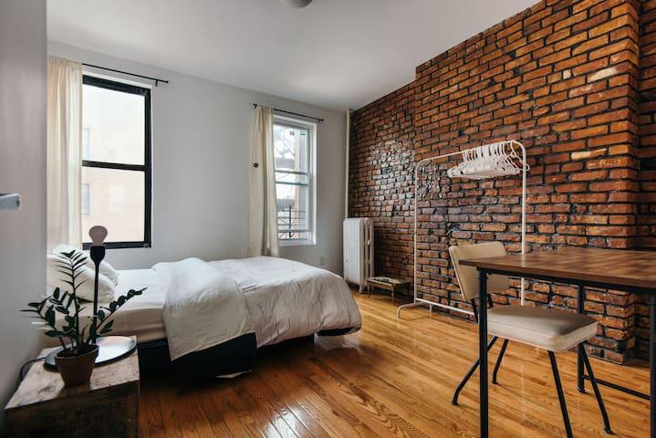 Boerum Home - Brooklyn - Huoneisto