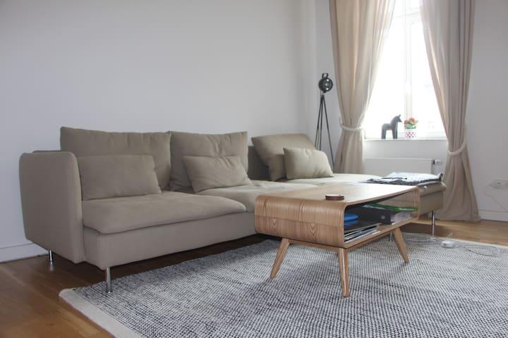 Beautiful spot by Mauer Park - Berlin - Apartment