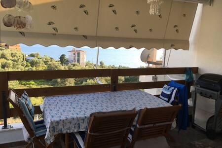 Alloggio Stupendo piscina&spiaggia - Dhermi - 公寓