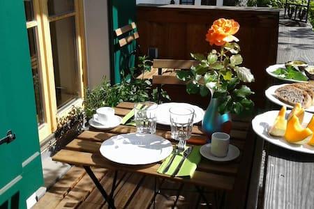 Rottach-Egern - ganz Neu - helles Loft in Seenähe - Apartmen