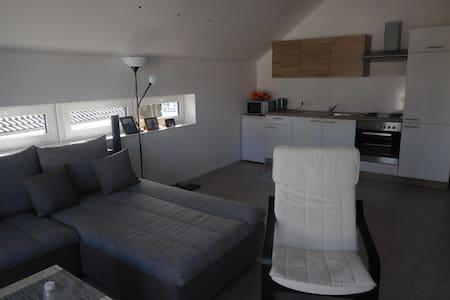 Helle moderne 2-Zi Wohnung Hanau Nähe Frankfurt - Hanau - Wohnung