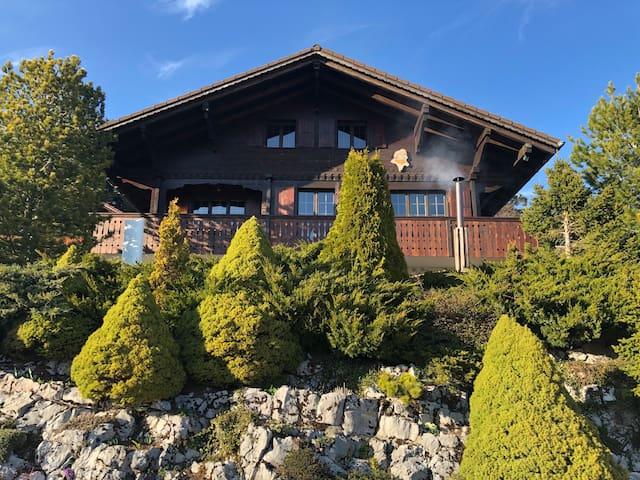 Chalet Lazy Bear Lodge