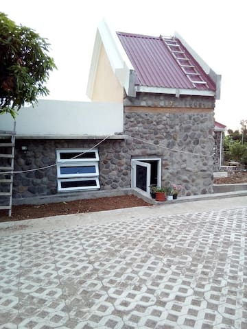 Private housing accommodation and fully furnished
