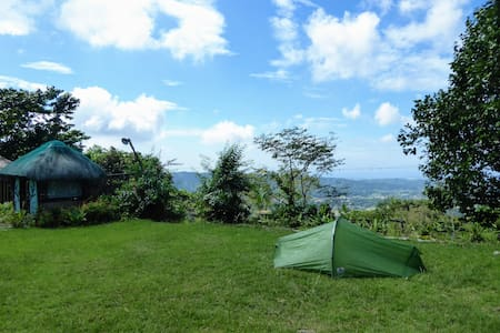 1/2 PRICE - Bring your own tent to scenic location - San Fernando