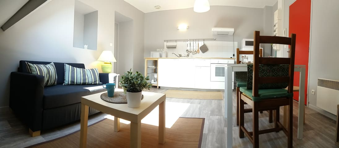 Appartement 8 du Temple - Cambrai - Квартира