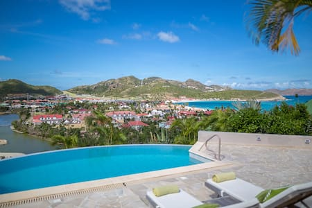 Enjoy the sublime beauty of St Barts