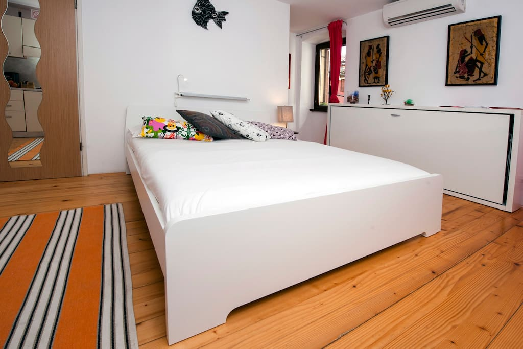 cama matrimonial confortable