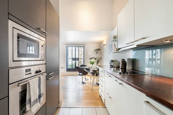 Two Bedrooms Large  Duplex
