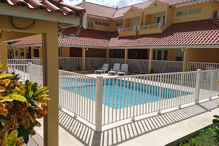 2 room apartment in residence with swimming pool - Les Trois-Îlets