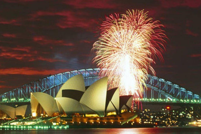 Walk to Sydney Harbour
