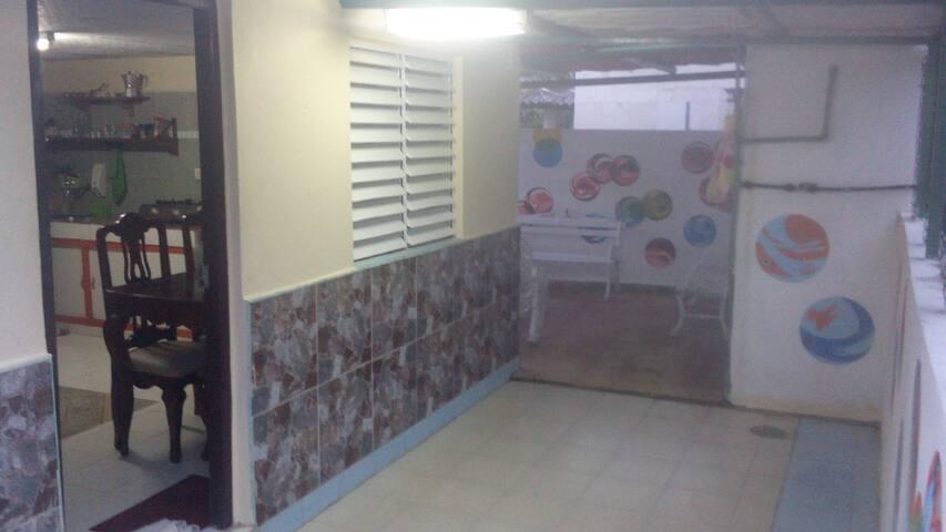Mi rinconsito en Guanabo - La Habana - Haus