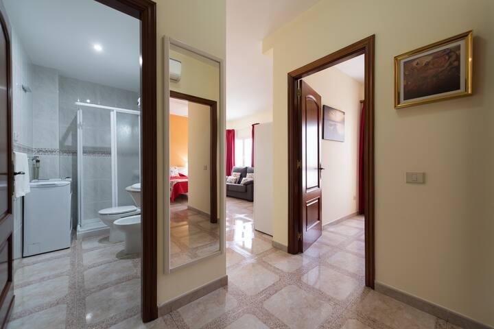 2 CASTILLO MAR apartamento con vistas al mar