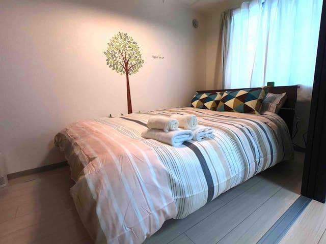 【NEW】1 min. from st./Max4/Free-WiFi/Close to 大通公園