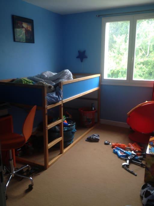 Chambre 3- 1er etage - 1 lit simple enfant