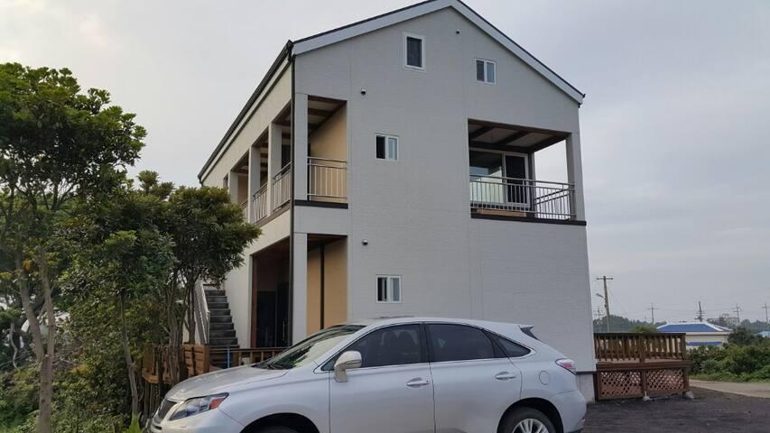 飛鳥堂(아스카하우스) 2층독채 - Seongsan-eup, Jeju-do - House