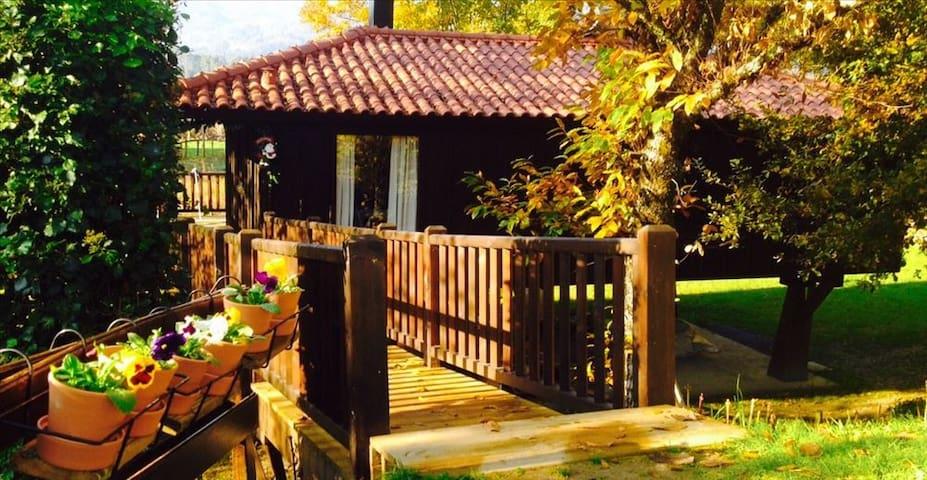 Treehouse -  junto aos passadiços de Sistelo