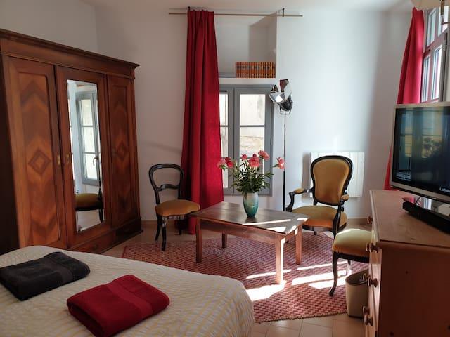 Appartement lumineux  au coeur de la vielle ville