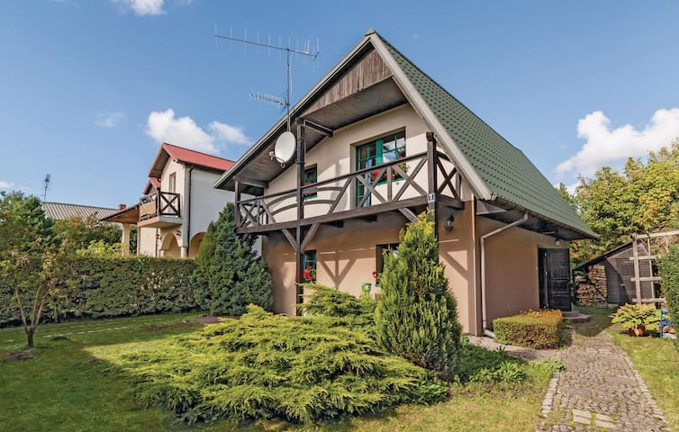 Holiday cottage with 3 bedrooms on 110m² in Rowy