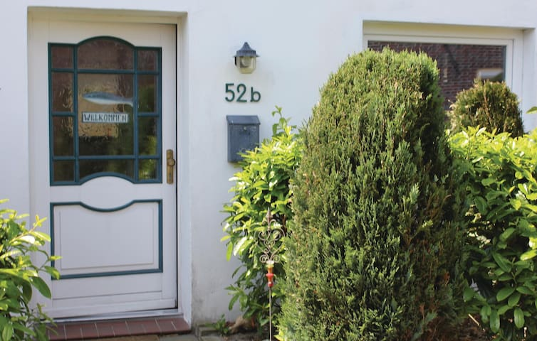 Terraced house with 2 bedrooms on 60m² in Hooksiel